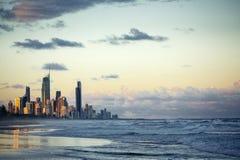 Gold Coast, Queensland, Australia Royalty Free Stock Photo