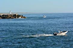 Gold Coast Seaway -Queensland Australia Royalty Free Stock Images