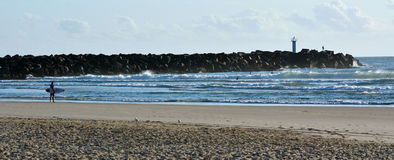 Gold Coast Seaway -Queensland Australia Stock Photo