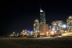 Gold-Coast Skyline. Stock Photography