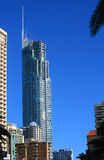 Gold Coast Skyscraper Royalty Free Stock Image
