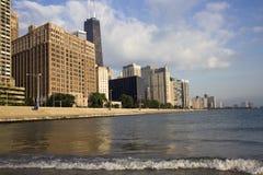 Gold Coast - verano tardío Foto de archivo libre de regalías