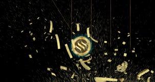 Steem cryptocurrency coin demolish main world currencies.