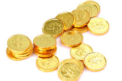 Free Gold Coins Stock Images - 8559544