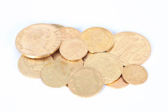 Gold collection Stock Photography