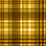 Gold color grid pattern backgr Stock Image