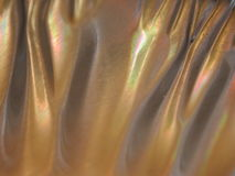 Gold Colored Metallic Textures Stock Photo