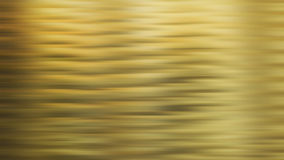 Gold colored motion blur Stock Images