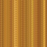 Gold Copper Vertical Stripes Vector Pattern Hand Drawn Background. Metallic Foil Style Lines Illustration for Luxury Gift Wrap, Classy Invitations, Elegant royalty free illustration