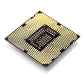 Gold-CPU Stockfotos