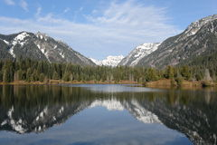 Gold Creek Pond Stock Photography