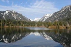 Gold Creek Pond Stock Photography