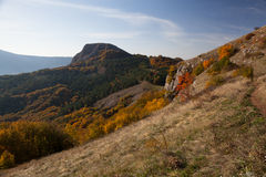 Gold Crimea. Royalty Free Stock Image