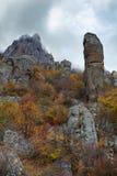 Gold Crimea. Stock Images