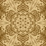 Gold cristal geometry background and symmetry design, abstract. Gold cristal geometry background and symmetry texture design, abstract stock illustration