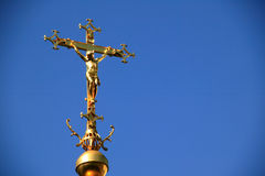 Gold Cross Stock Images
