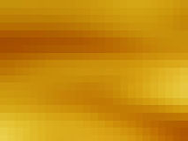 Gold cubes abstract background Royalty Free Stock Photo