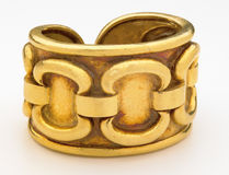 Gold Cuff Stock Images