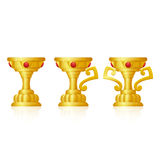 Gold Cup Stock Image