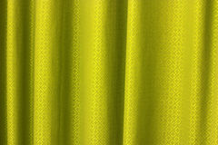 Gold curtain texture background Stock Photo