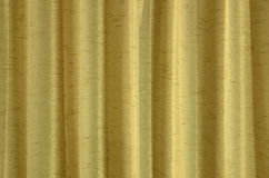 gold curtain texture background Royalty Free Stock Photo
