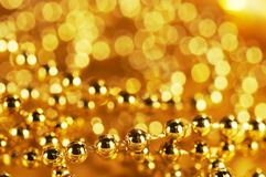 Gold Decor Stock Photos