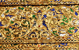 Gold decor Royalty Free Stock Images