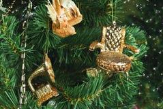 Gold decoration Royalty Free Stock Photo