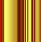 Gold diamond lines background. Elegant abstract background in golden hues with shades in sparkling white and red hues, design Stock Photography