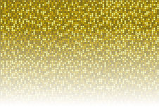 Gold Dotted Background Stock Photos