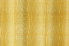 Gold Drape Stock Photography