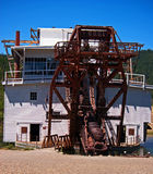 Gold Dredge Stock Images