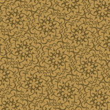 Gold elegant, with swirls design for the background design. Stock Photo