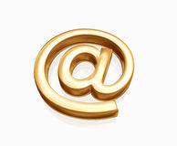 Gold-eMail Stockfotografie