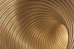 Gold(en) subway Stock Photos