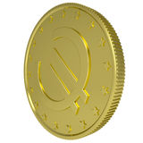 Gold euro Stock Images