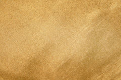 Gold fabric. Grunge gold fabric textured can be background Stock Photography