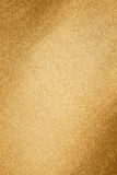 Gold fabric Royalty Free Stock Images