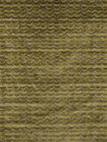 Gold Fabric with Drapes or Waves Pattern Swatch Stock Photos