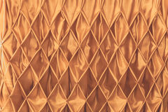 Gold fabric Stock Photo