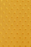 Gold Fabric making a background Royalty Free Stock Photos