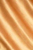 Gold fabric texture stock photo