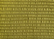 Gold fabric texture Stock Images