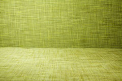 Gold fabric texture. Stock Image