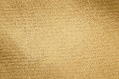 Gold fabric textured Royalty Free Stock Photography