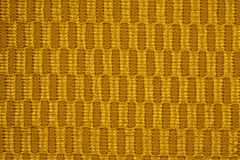 Gold fabric Royalty Free Stock Photo