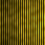 Gold Faux Foil Black Metallic Stripes Background Striped Royalty Free Stock Photos
