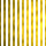 Gold Faux Foil Vertical Metallic Stripes White Background Royalty Free Stock Images