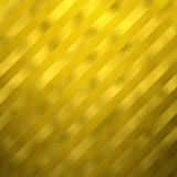 Gold Faux Yellow Foil Metallic Stripes Background Striped Stock Image