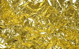 Gold Foil stock photography